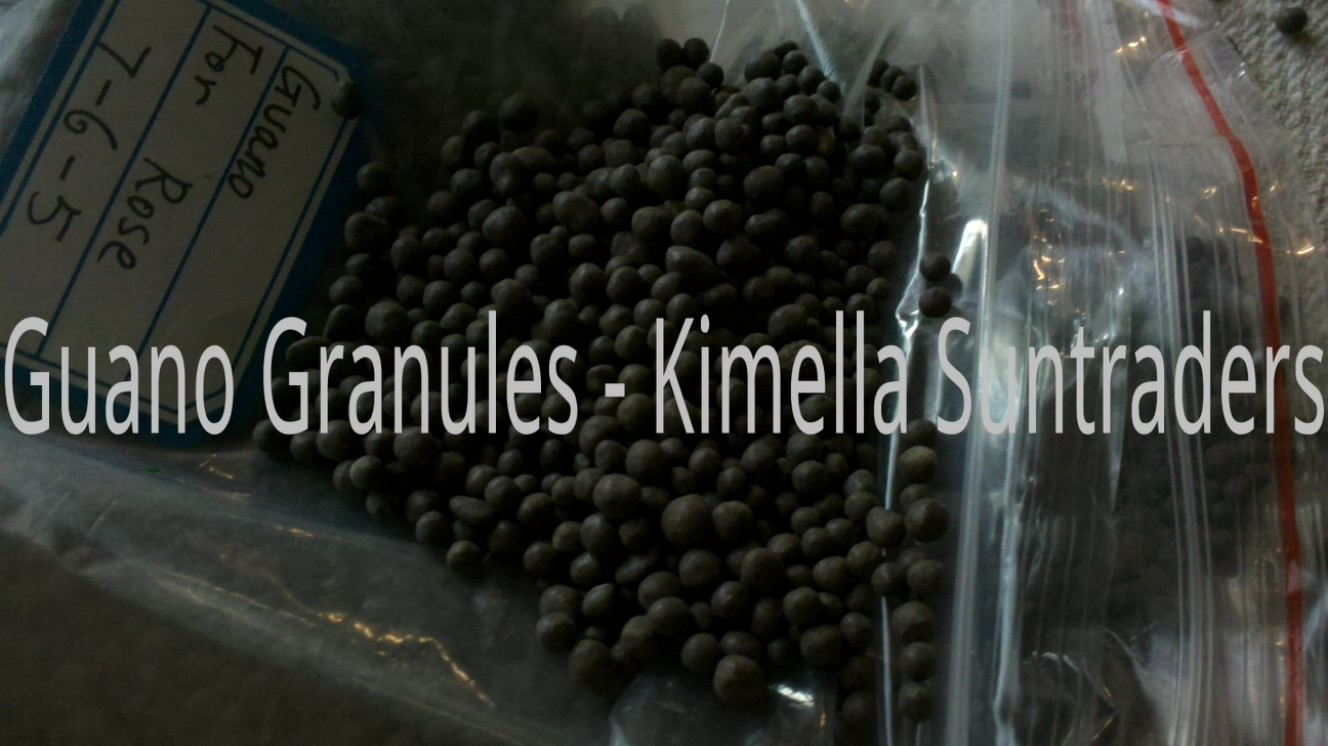 Organic Guano Granules